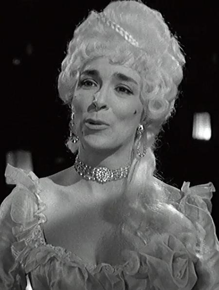 Hana Hegerová in Hana Hegerová: Zhasnete lampiony (1962)