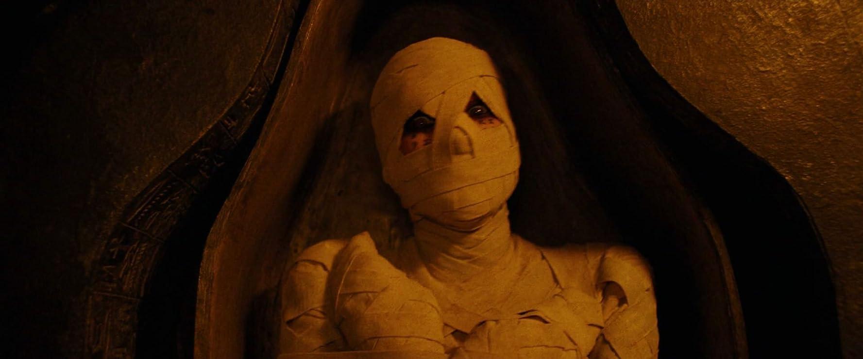 The Mummy : Day Of The Mummy (2017)