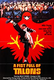 Fistfull of Talons Poster