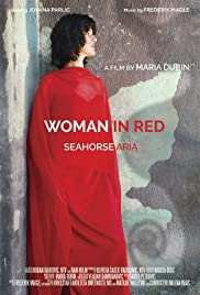 Woman in Red: Seahorse Aria Poster