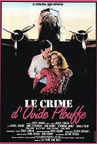 Gabriel Arcand and Anne Létourneau in Le crime d'Ovide Plouffe (1984)