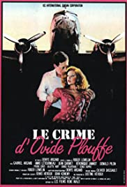 Le crime d'Ovide Plouffe Poster