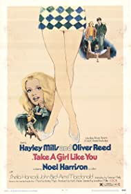 Take a Girl Like You (1970) Poster - Movie Forum, Cast, Reviews