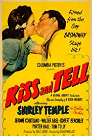Kiss and Tell (1945) Poster - Movie Forum, Cast, Reviews
