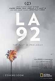 LA 92 Poster