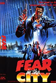 Fear in the City Poster