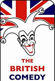 The British Comedy Awards 2001 Poster