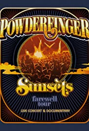 Sunsets: Powderfinger Farewell Tour Live in Concert Poster