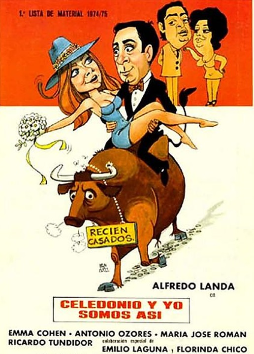 Celedonio y yo somos así (1977)