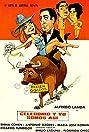 Celedonio y yo somos así (1977) Poster