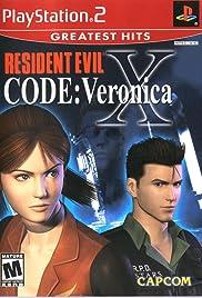 Resident Evil Code: Veronica X(2000) Poster - Movie Forum, Cast, Reviews