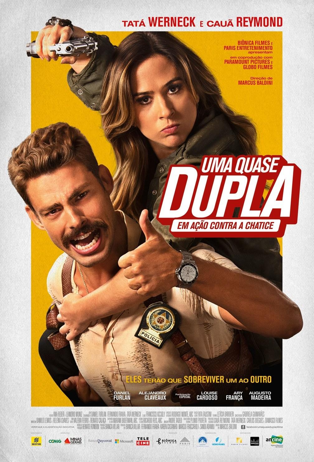 Uma Quase Dupla [Nac] – IMDB 5.2