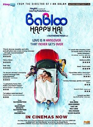 Babloo Happy Hai movie, song and  lyrics