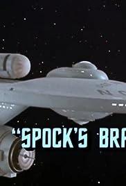 Spock's Brain Poster