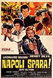 Napoli spara! (1977) Poster - Movie Forum, Cast, Reviews