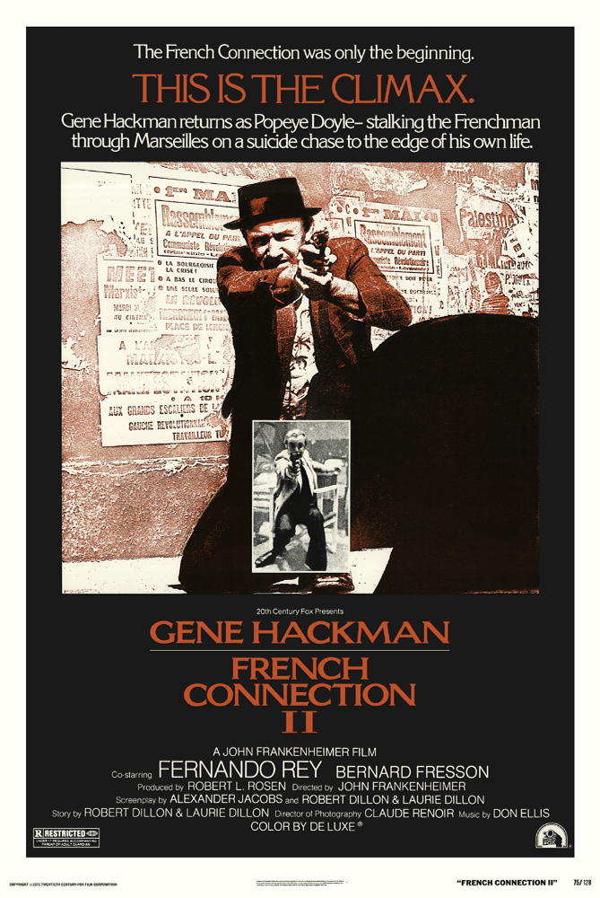 French Connection II (1975) - IMDb
