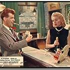 Ian Carmichael and Belinda Lee in The Big Money (1956)