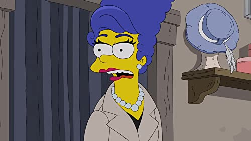 The Simpsons: Marge Meets Queen Chante