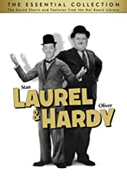 A Tribute to Laurel & Hardy Poster