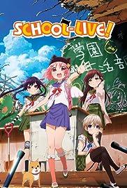 School-Live! Poster