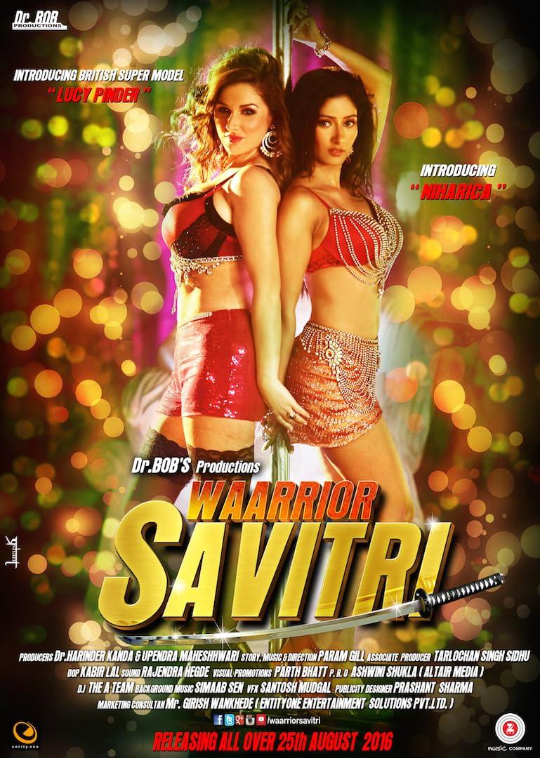 Warrior Savitri 2016 Hindi Movie HDRip 400MB Download