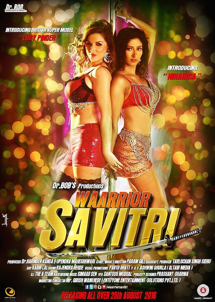 Warrior Savitri 2016 Hindi Movie 720p HDRip 800MB