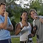 Matthew Lillard, Efren Ramirez, and Brett Davern in The Pool Boys (2009)