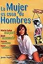 La mujer es cosa de hombres (1976) Poster