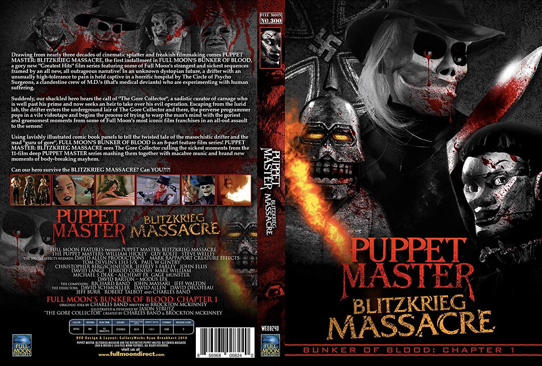 Puppet Master: Blitzkrieg Massacre (2018)