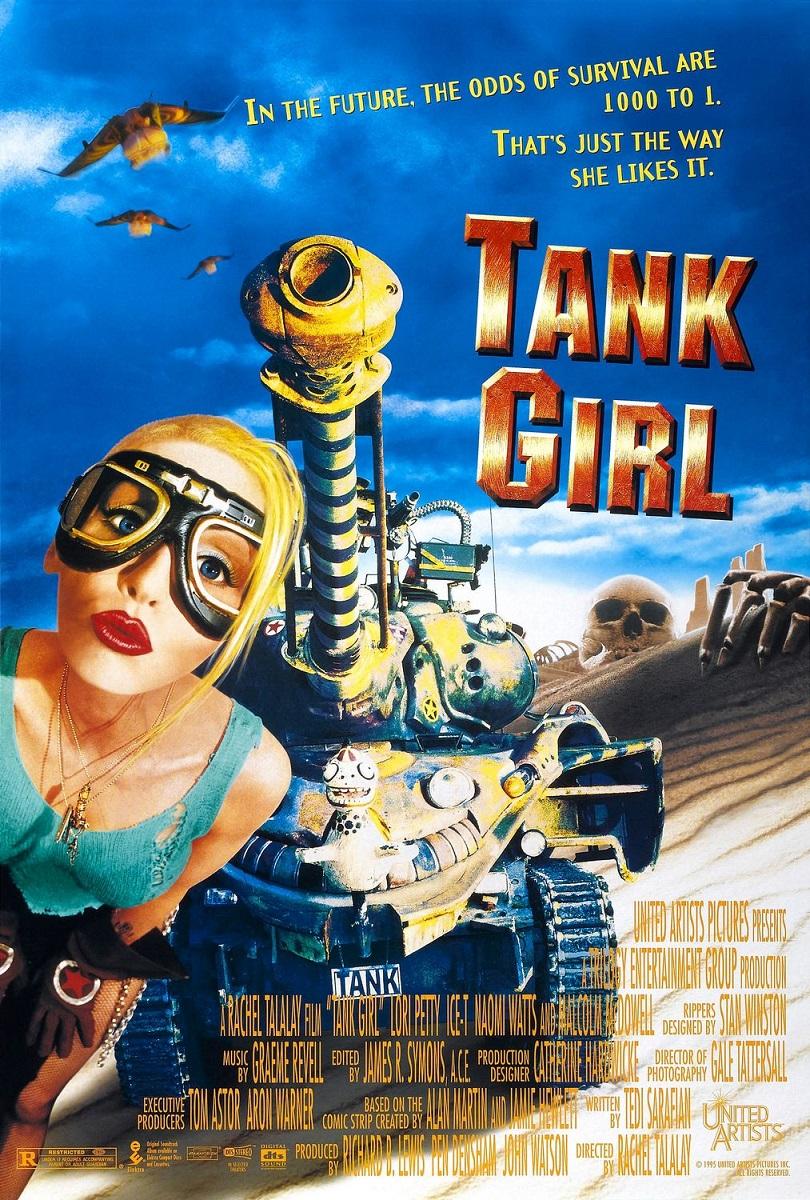 Tank Girl (1995) - IMDb