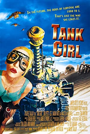 Movie Tank Girl (1995)