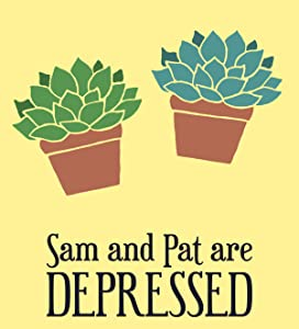 Movie dvdrip download Sam and Pat Are Depressed  [SATRip] [movie] [Mkv] USA