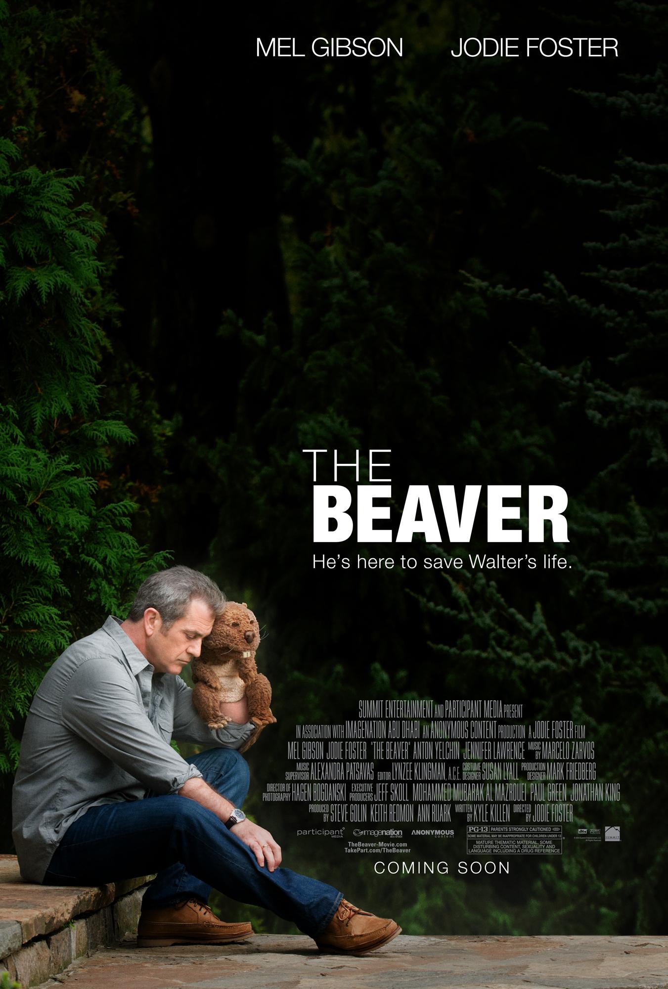ดูหนังออนไลน์ The Beaver (2011)