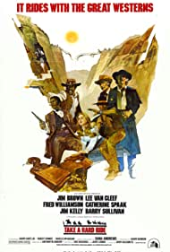 Take a Hard Ride (1975) Poster - Movie Forum, Cast, Reviews