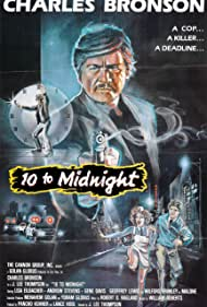 Charles Bronson in 10 to Midnight (1983)