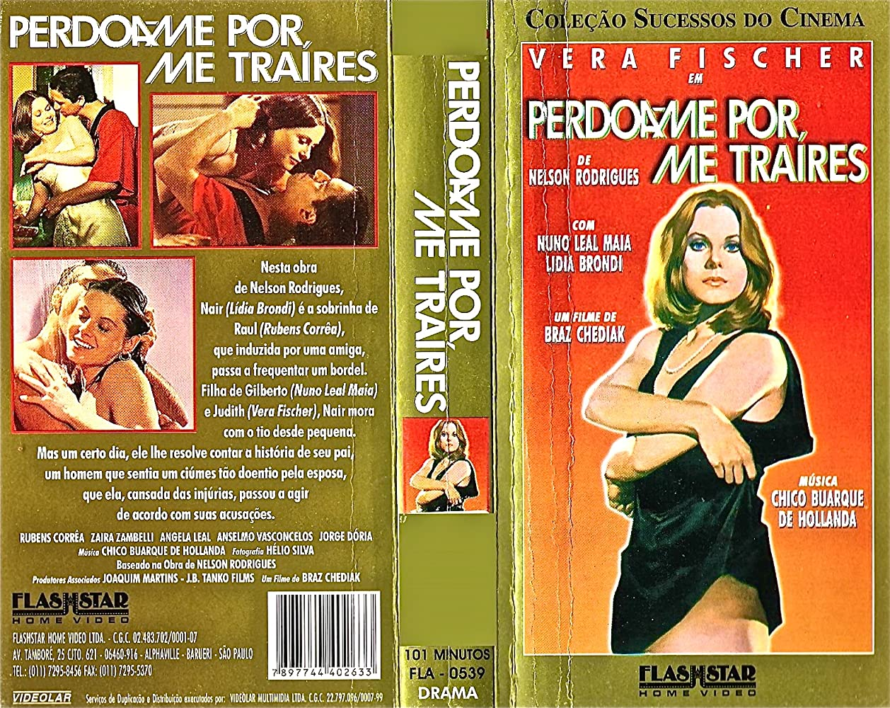 Perdoa-me Por Me Traíres (1980)