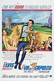 Fun in Acapulco (1963) Poster - Movie Forum, Cast, Reviews