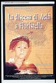 La discesa di Aclà a Floristella Poster