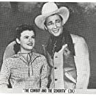 Roy Rogers and Mary Lee in Cowboy and the Senorita (1944)