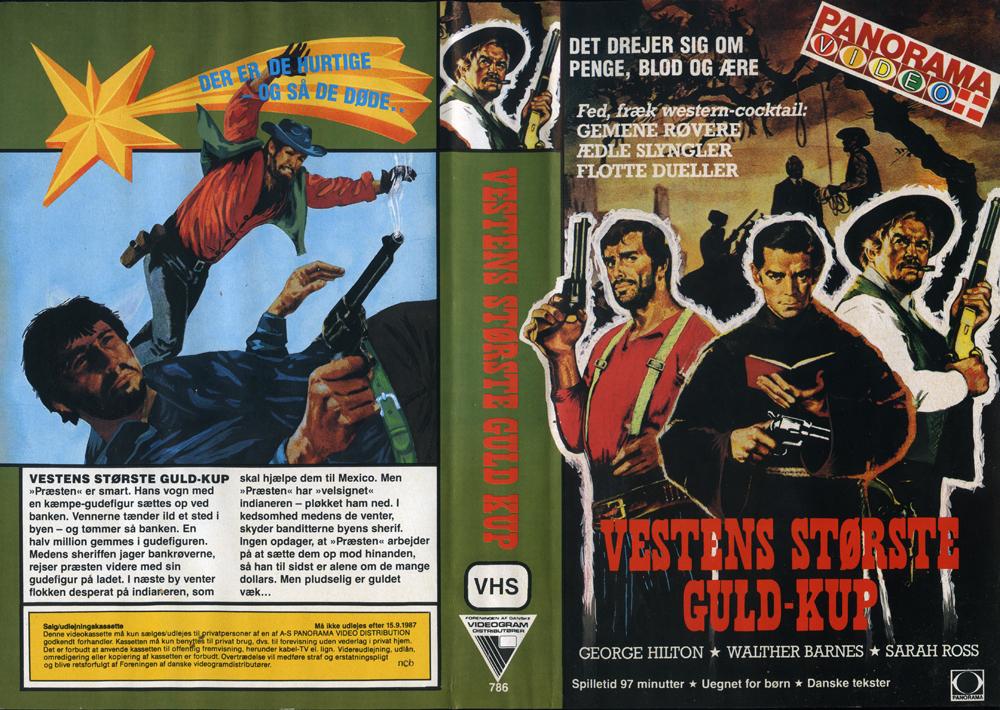 La più grande rapina del west (1967)