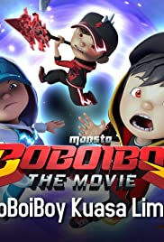 Boboiboy The Movie 2016 Imdb
