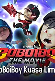 Watch Movie BoBoiBoy: The Movie (2016)