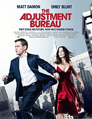 Movie The Adjustment Bureau (2011)