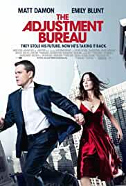 Watch Movie The Adjustment Bureau (2011)