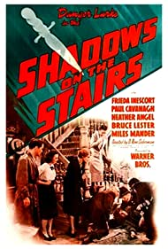 Shadows on the Stairs (1941) Poster - Movie Forum, Cast, Reviews