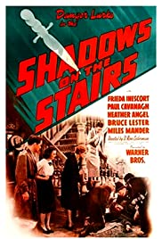 Shadows on the Stairs(1941) Poster - Movie Forum, Cast, Reviews