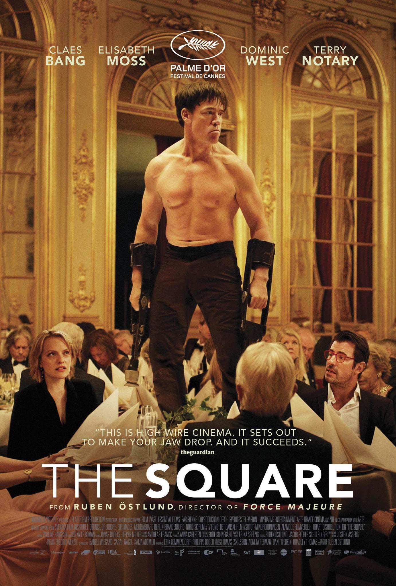 The Square (2017) BluRay 720p & 1080p