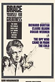 The Spy Who Came in from the Cold (1965) Poster - Movie Forum, Cast, Reviews