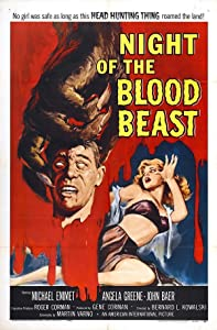 MP4 movies videos free downloading Night of the Blood Beast [BRRip]
