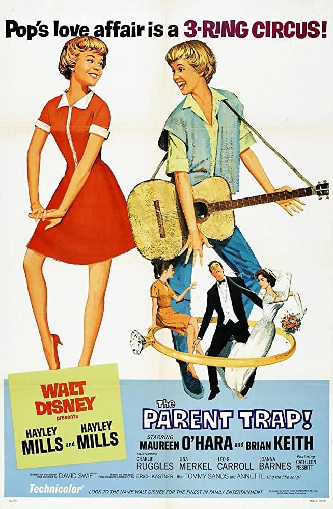 Hayley Mills in The Parent Trap (1961)